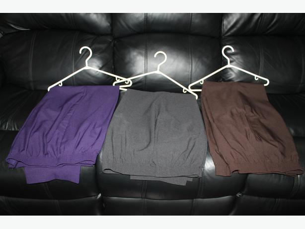 4 Dress Pants & 1 Top