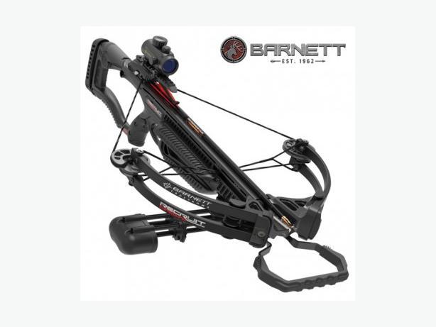 Barnett Recruit Crossbow and target