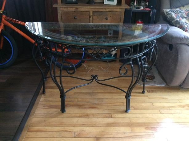 Iron Wrought Table