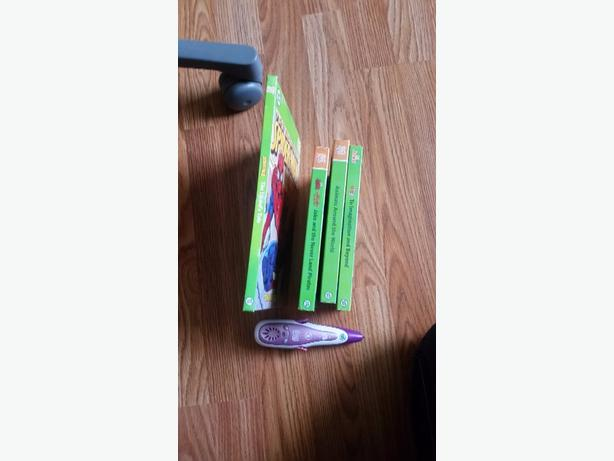 leap frog books and tag reader