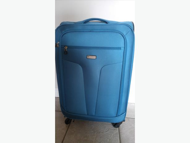 TWO PIECES OF RICARDO  BEVERLY HILLS SUPER LITE LUGGAGE