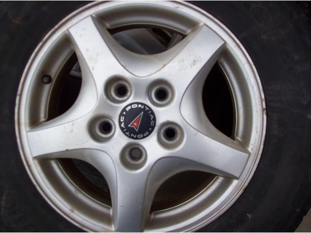 Pontiac Montana Wheels