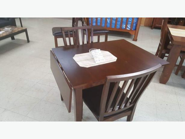 Brand new dining sets(STARTING FROM $399 TAXES IN)